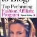 Top Fashion Blogger Affiliate Programs You Should Know