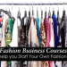 Fashion Business Course Online