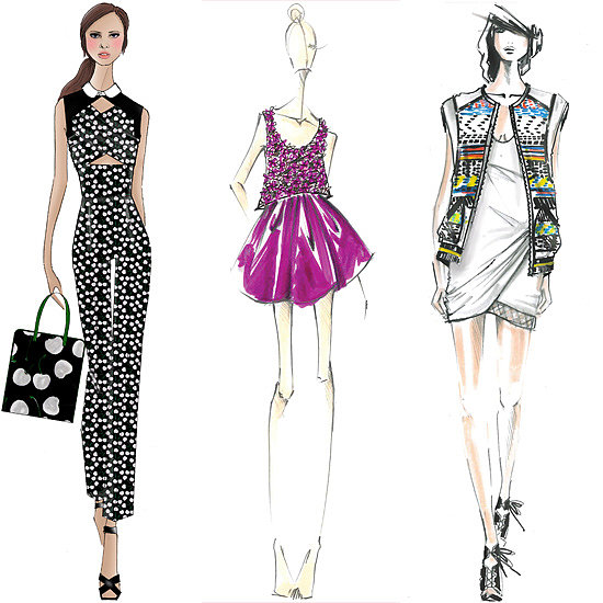 Clothing Designers In New York Fashion designers must present