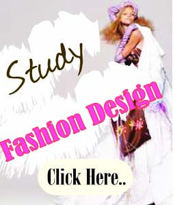 Study Fashion Design Now Online